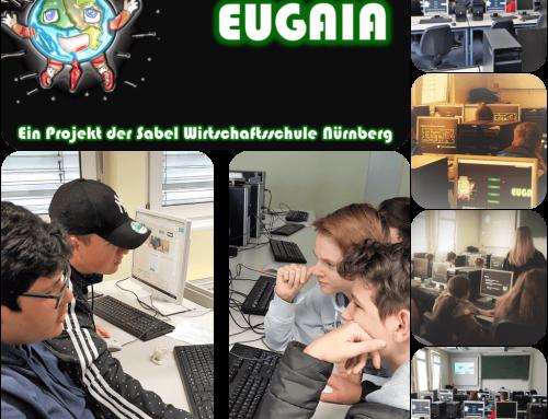 EUGAIA – Unser Projekt für den Deutschen Klimapreis!
