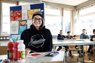 Einblick ins Klassenzimmer der privaten Realschule Nürnberg | Sabel Schulen Nürnberg