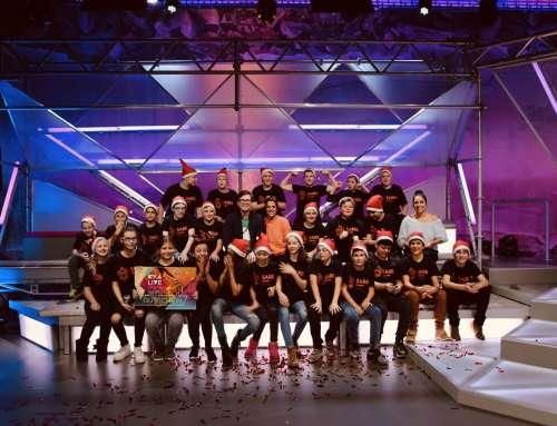 Sieg bei der KIKA Adventsshow 2018
