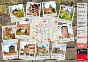 Die Scooter Tour - ein weiteres Projekt der SABEL Wirtschaftsschüler Nürnberg für den Tourismussektor der Stadt