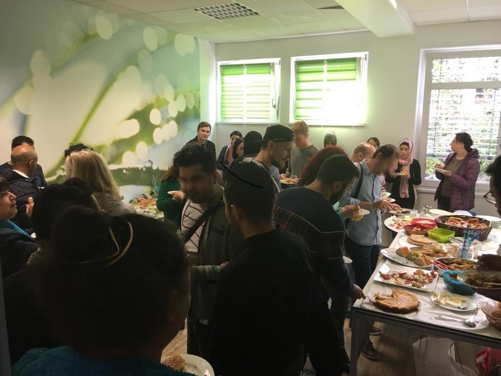 Großer Andrang beim Weiterbildungsfrühstück der SABEL Akademie Nürnberg