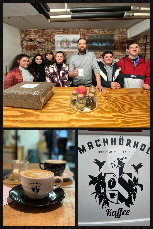 SABEL Realschüler gewinnen 2. Platz beim Gründerpreis für ihre Kaffee-Idee